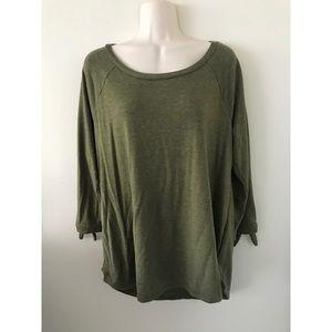 🌿 Sonoma Army Green Soft Crewneck Sweatshirt